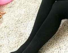 Black Basic Tights Choies.com online fashion store United Kingdom Europe