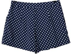 Blue Polka Dot Shorts Choies.com online fashion store United Kingdom Europe