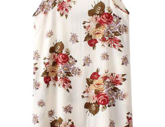 Cami Dress in Floral Print Choies.com online fashion store United Kingdom Europe