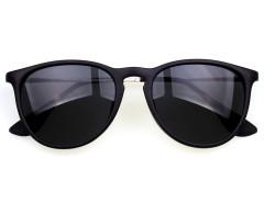 Matte black Cat Sunglasses Choies.com online fashion store United Kingdom Europe
