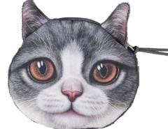 Scottish Fold Coin Purse Choies.com online fashion store United Kingdom Europe