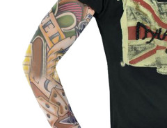 Star Tattoo Sleevelets  Women Or Men Choies.com online fashion store United Kingdom Europe