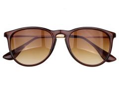 Tan Gradient Lens Cat Sunglasses Choies.com online fashion store United Kingdom Europe