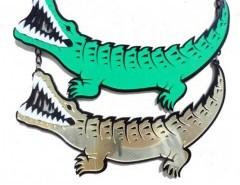 Halloween Crocodile Beads Necklace Chicnova online fashion store China