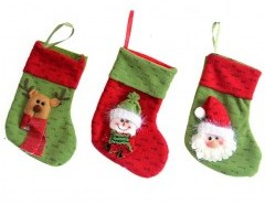 Christmas Sock Pendant Chicnova online fashion store China