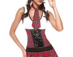 Round Neck Splicing Dress Chicnova online fashion store China