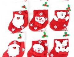Christmas Decoration Socks Chicnova online fashion store China