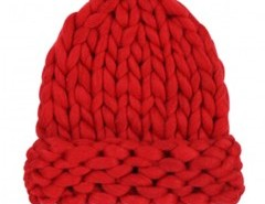 Fluffy Deep Turn Up Beanie Chicnova online fashion store China