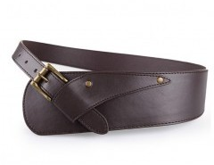 Asymmetric Buckle Belt Chicnova online fashion store China