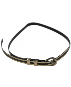 Skinny Belt in Faux Leather Chicnova online fashion store China