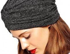 Fine Rib Knitted Turban Hat Chicnova online fashion store China
