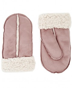 Faux Shearling Mitten Chicnova online fashion store China