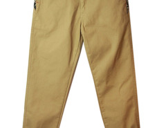 Khaki Camou Pattern Panel Pocket Jogger Pants Choies.com online fashion store USA