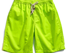 Grass Green Drawstring Waist Shorts Choies.com online fashion store USA