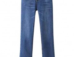 Flared Jeans with Pockets Chicnova online fashion store China