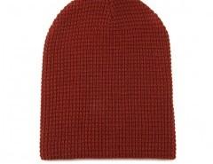 Beanie Hat in Textured Rib Chicnova online fashion store China