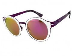 Retro Sunglasses with Mirrored Lenses Chicnova online fashion store China