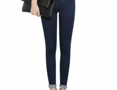 Skinny Jeans in Dark Wash Chicnova online fashion store China
