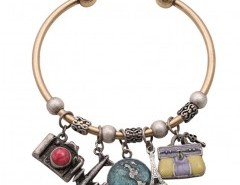 Slim Bracelet with Mixed Pendants Chicnova online fashion store China