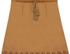 Mini Skirt with Tie Chicnova online fashion store China