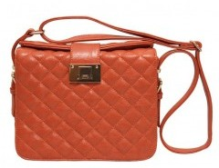 Quilted Shoulder Bag with Strap Chicnova online fashion store China