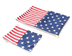 American Flag Print Clutch Bag Choies.com online fashion store United Kingdom Europe