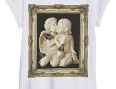 Angel & Butterfly T-shirt Carnet de Mode online fashion store Europe France
