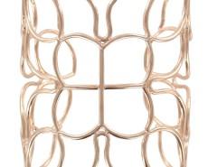 Arabesque Gold Rose Carnet de Mode online fashion store Europe France