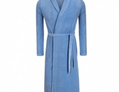 Avidlove Fashion Men's Robe Kimono Collar Bathrobe Long Sleepwear Cndirect online fashion store China