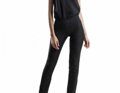 Backless Black Overall Carnet de Mode online fashion store Europe France