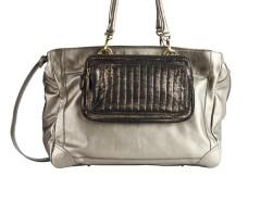 Bag - Berlin / Cork - Metallic Carnet de Mode online fashion store Europe France