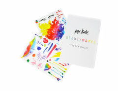 """BeautyMarks """"The New Makeup"""" - Watercolor MrKate.com online fashion store USA"""