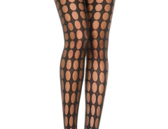 Black Big Spots Tights Choies.com online fashion store United Kingdom Europe