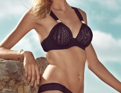 Black Bikini In Tulle - Paloma Carnet de Mode online fashion store Europe France
