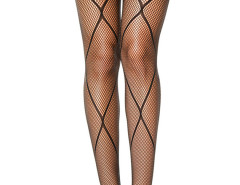 Black Fish Net Tights Choies.com online fashion store United Kingdom Europe