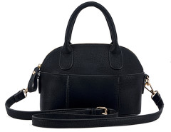 Black Green Shell Shape Shoulder Bag Choies.com online fashion store United Kingdom Europe