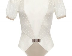 Bodysuit - CARLA - Ivory Carnet de Mode online fashion store Europe France