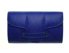 Bond Street Imitation Shagreen Leather Clutch Carnet de Mode online fashion store Europe France