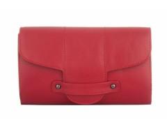 Bond Street Leather Clutch Carnet de Mode online fashion store Europe France