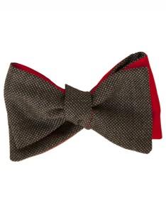 Bow tie - Caviar - Gray Carnet de Mode online fashion store Europe France