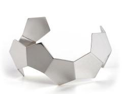 Bracelet - GEOM - pentagonal Carnet de Mode online fashion store Europe France