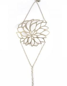Bracelet - Nohad - sterling silver Carnet de Mode online fashion store Europe France
