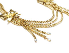 Cadeau Chaine Necklace MrKate.com online fashion store USA