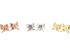 Cadeau Clip-On Earrings MrKate.com online fashion store USA