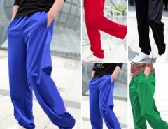 Casual Mens Sports Multi-Color Sweatpants Outdoor Sports Loose Trousers L~XXL Cndirect online fashion store China