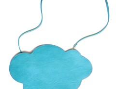 Cloud Bag - turquoise blue Carnet de Mode online fashion store Europe France