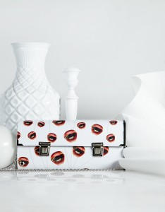 Clutch - White - 90's Carnet de Mode online fashion store Europe France