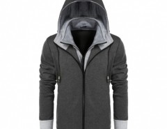 Coofandy Men's Warm Hooded Slim Pullover Hoodies Cndirect online fashion store China