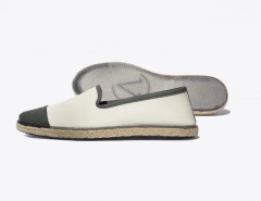 Cotton Espadrilles - Gris&You Carnet de Mode online fashion store Europe France