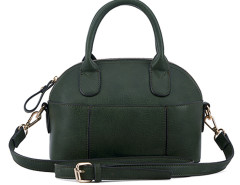 Deep Green Shell Shape Shoulder Bag Choies.com online fashion store United Kingdom Europe
